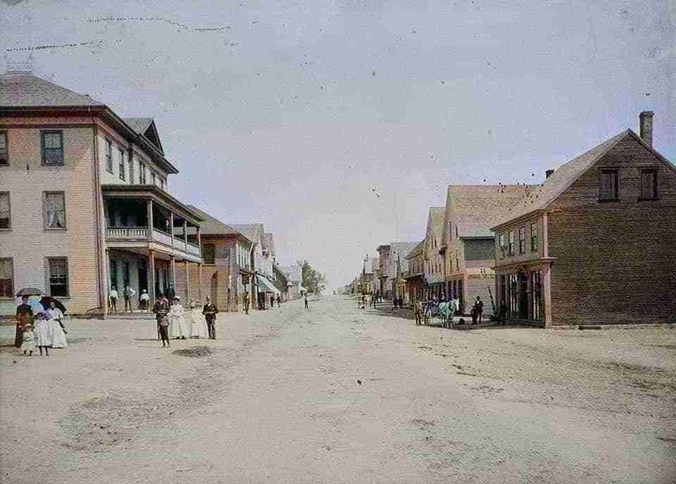 Water Street, St. Andrews 1890