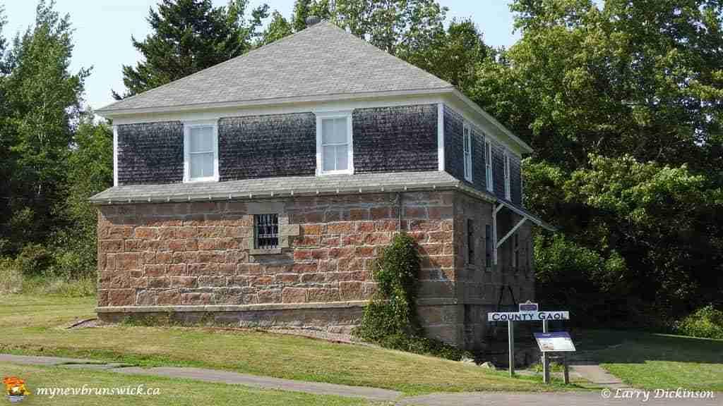 Albert County Museum Gaol