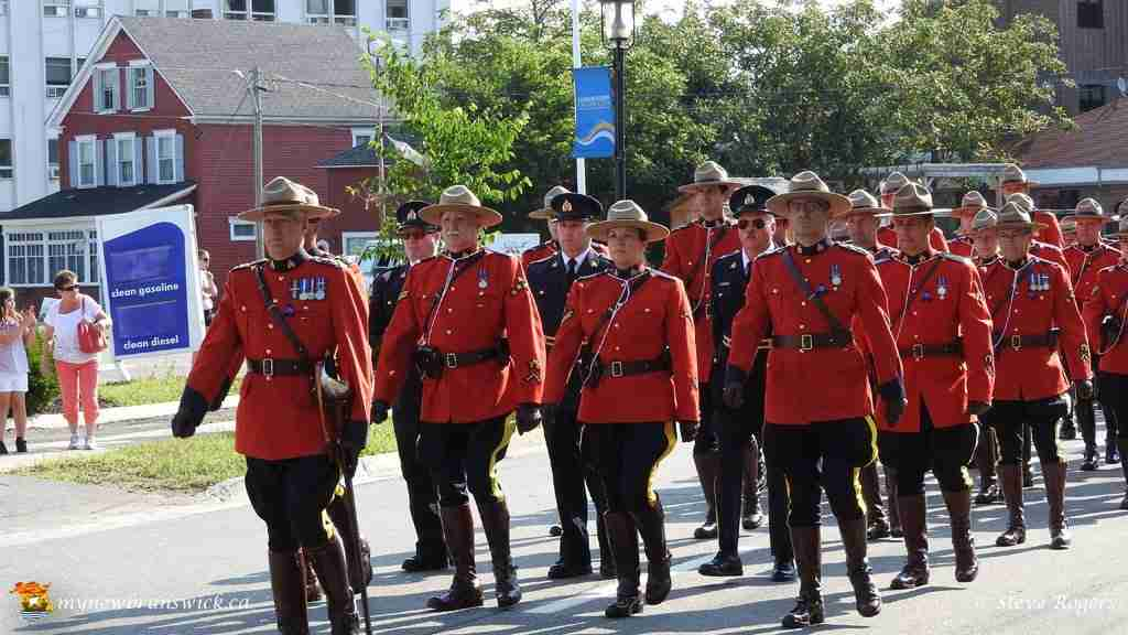 New Brunswick Peace Officer's Memorial Day