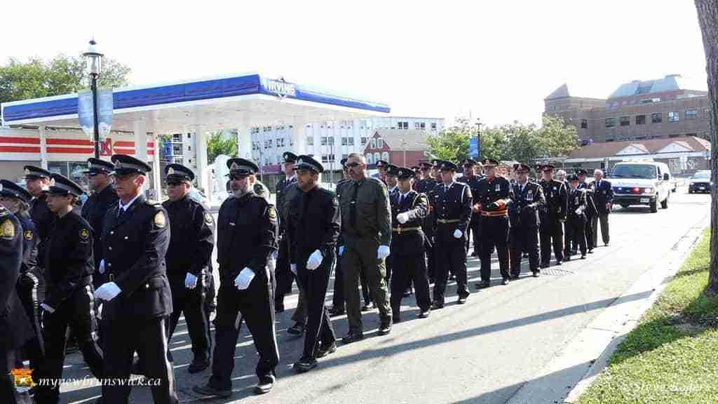 NB Police Officers Memorial