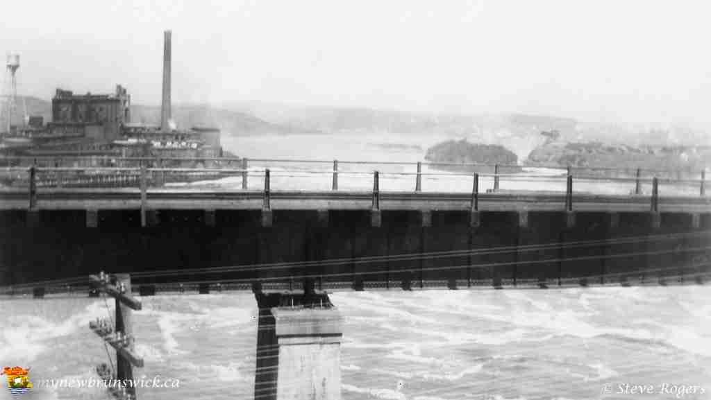 Old Saint John Reversing Falls Bridge