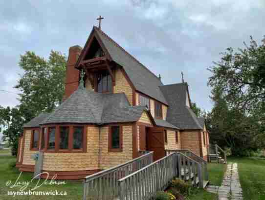 Saint Mary's Anglican Church Hillsborough