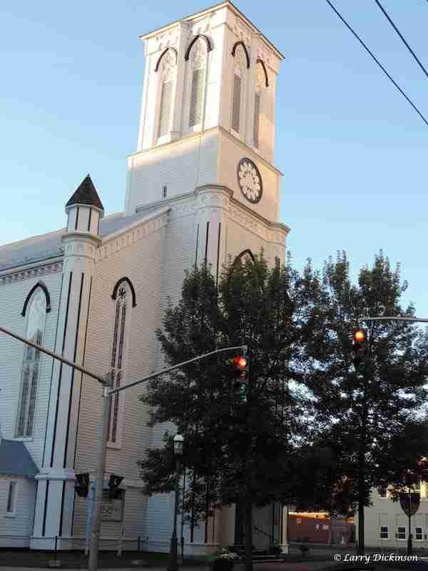 Wilmot United Church Fredericton
