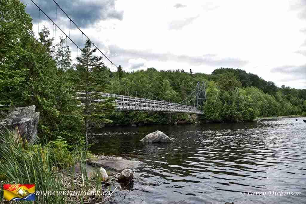 Shogomoc Walking Bridge