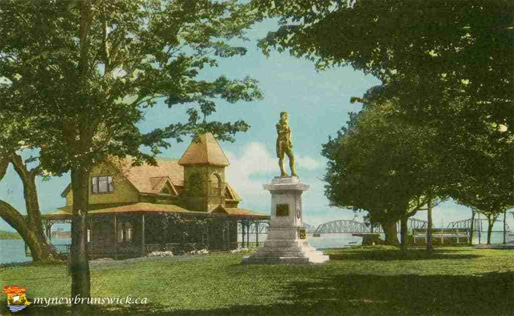 Boat Club House Post Card