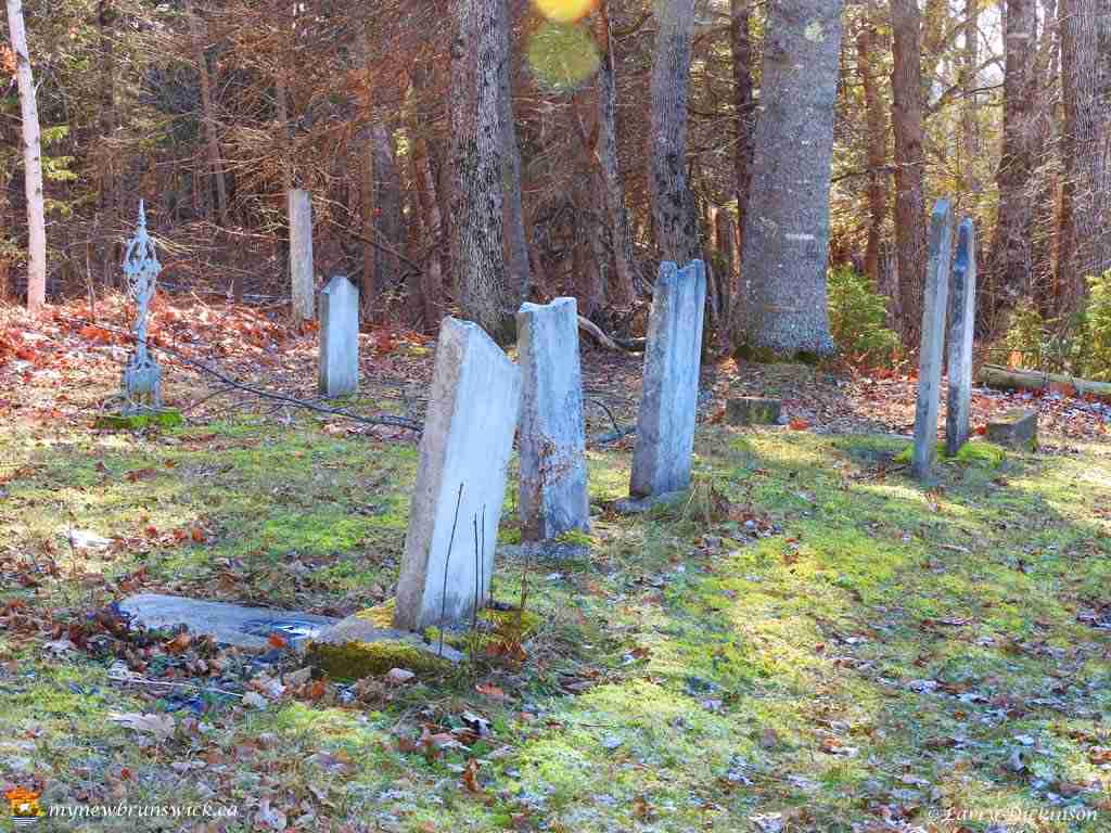 Mactacquac Heights Black Cemetery