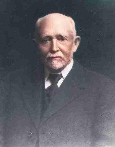Donald Fraser Sr.
