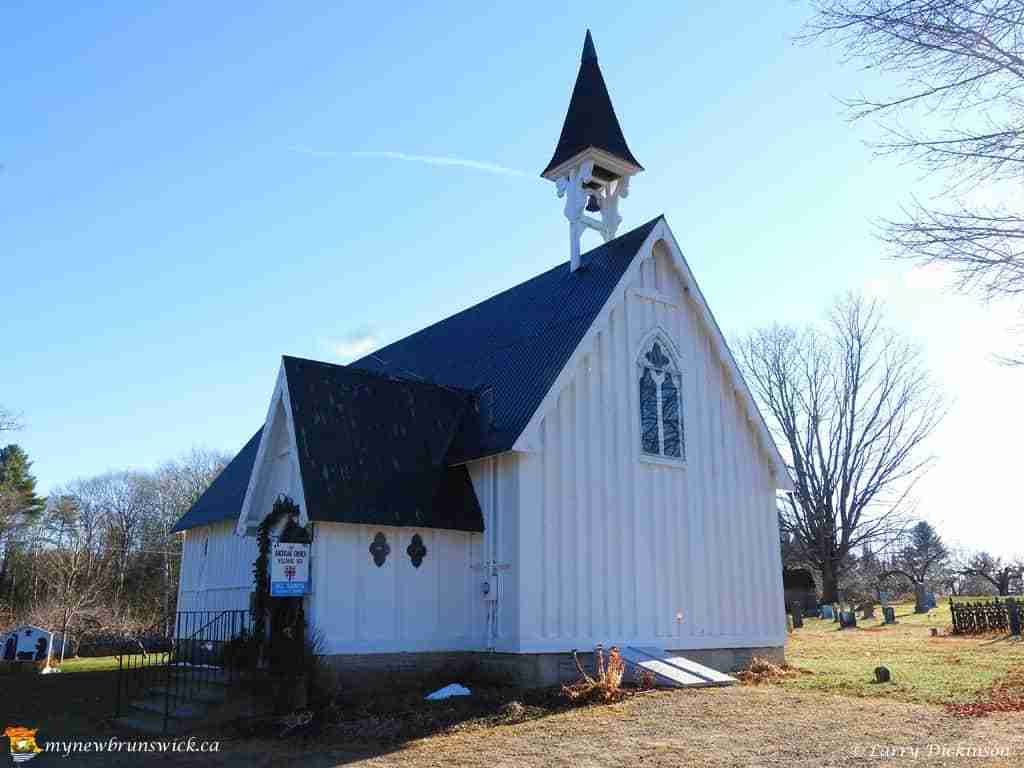 All Saints Anglican Church Bright NB