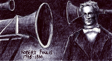 Robert Foulis Fog Horn