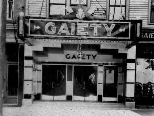Fredericton Movie Theatres