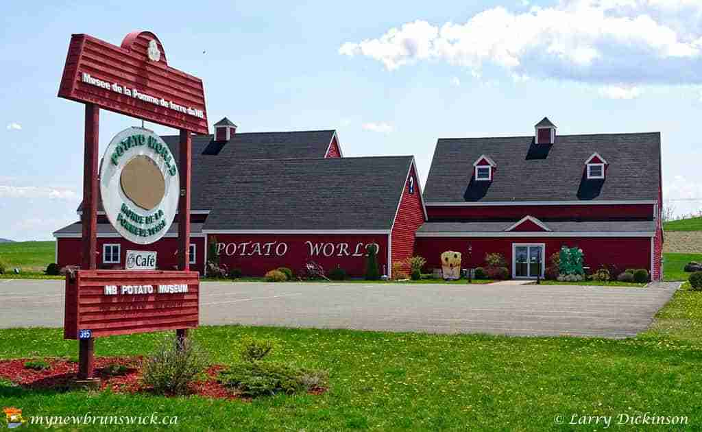 Image result for potato museum new brunswick