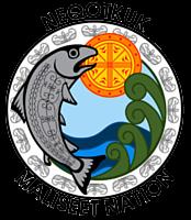 Neqotkuk Maliseet Nation Logo