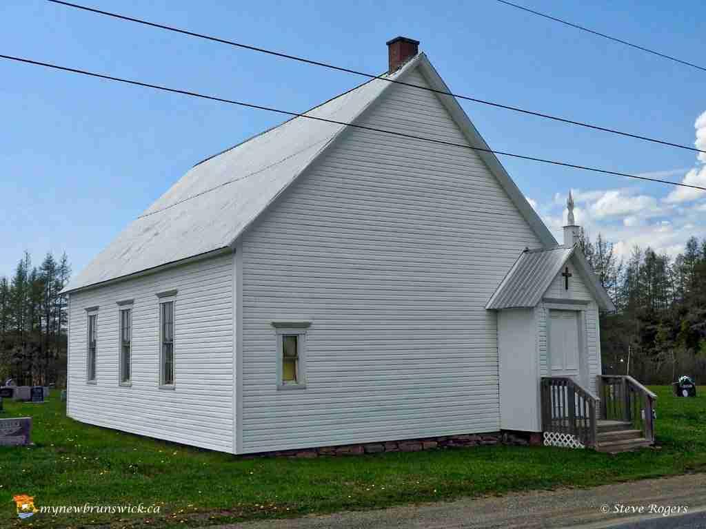 Linton Corner Church, NB