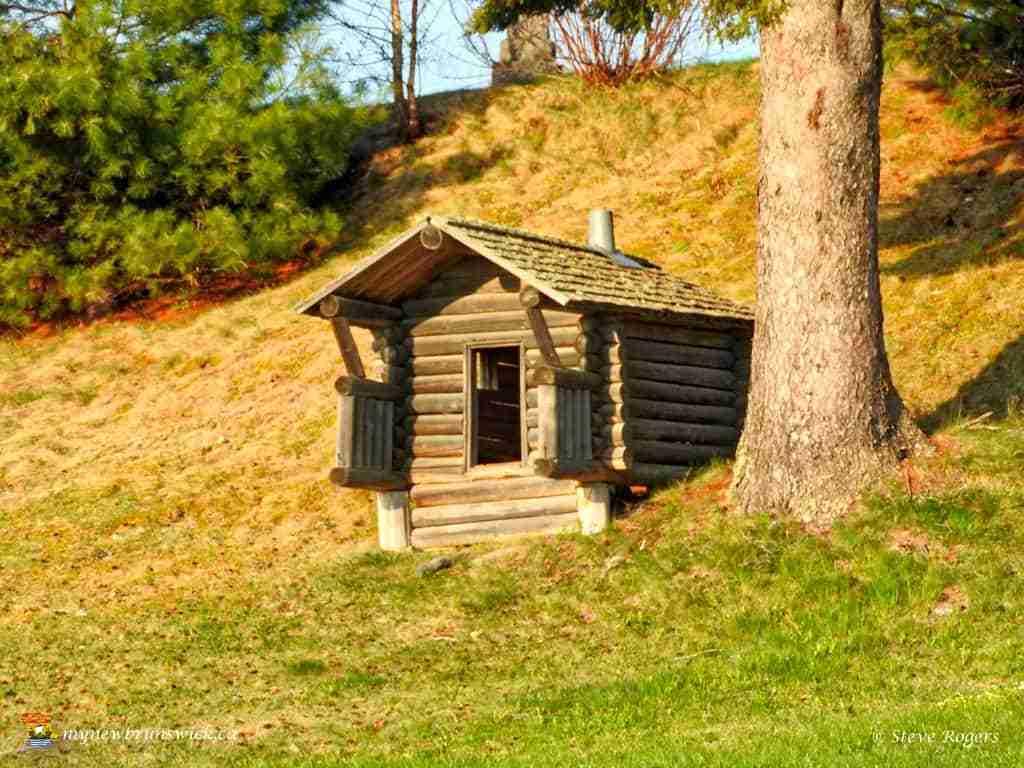 Log cabin Kincardin