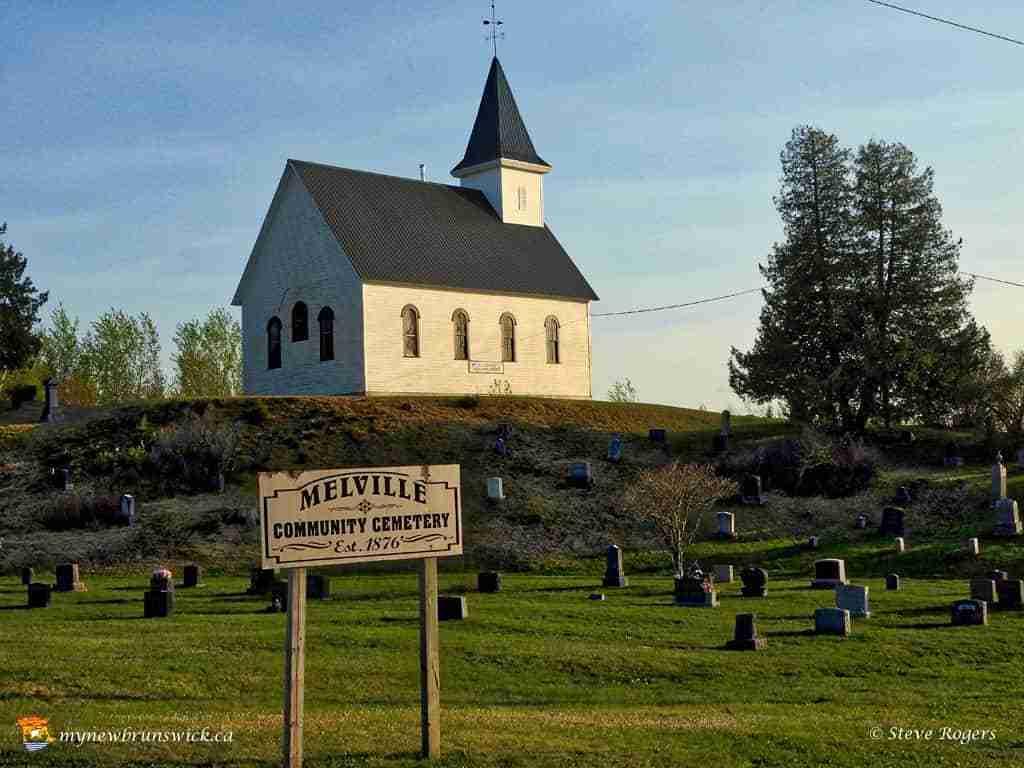 Mellville Community Cemetery