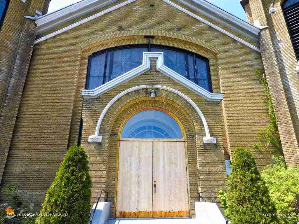 St. Gertrude's Parish Church Woodstock