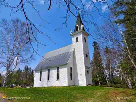 New Brunswick Churches