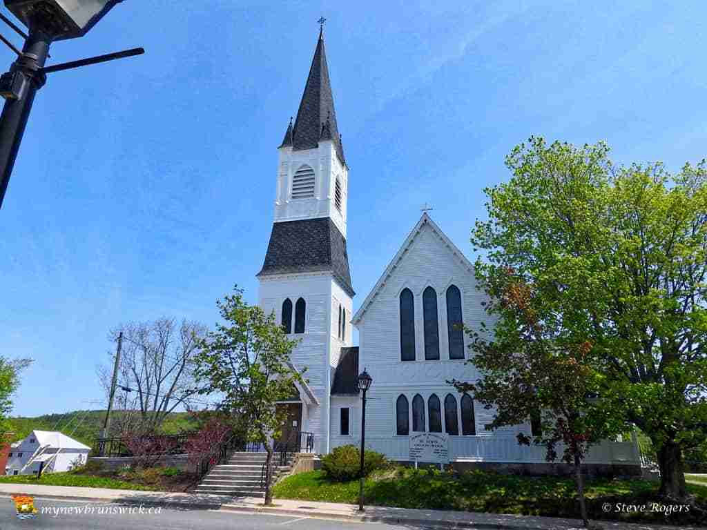 St. Luke's Anglican Church Woodstock