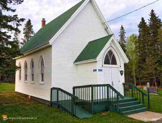 Rural New Brunswick Churches