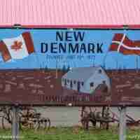 New Denmark Immigrant House