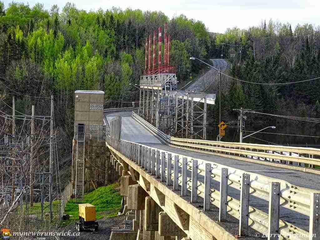Tobique River Dam