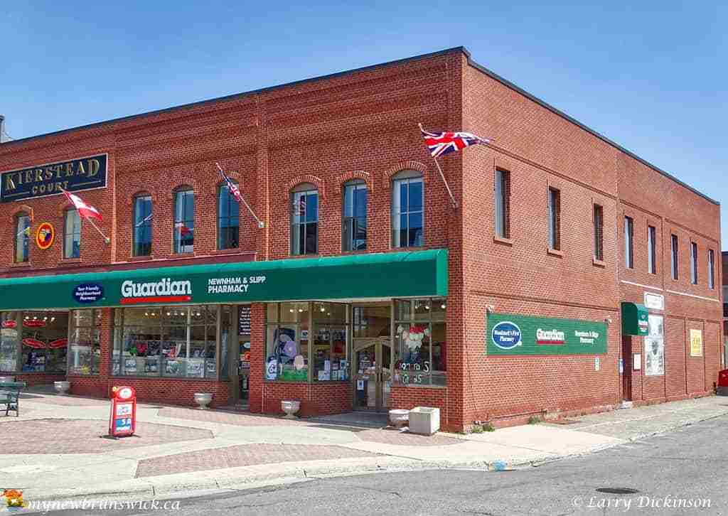 Newnham & Slipp Pharmacy Woodstock