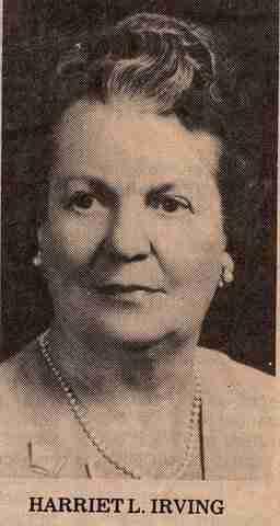 Irving Macnairn Harriet