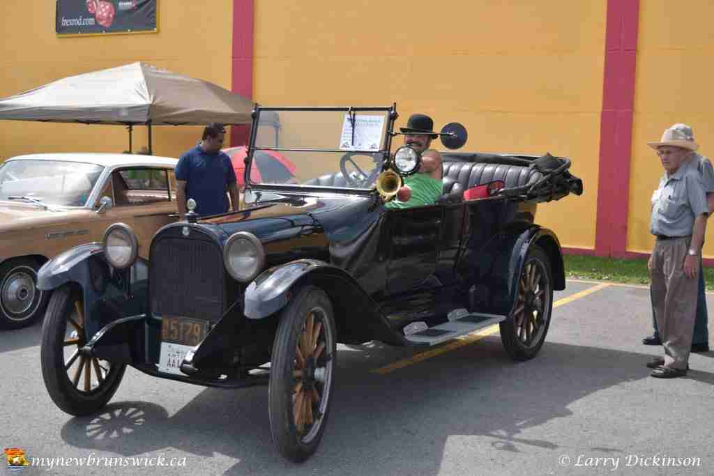 NB Antique Auto Club Show 2016
