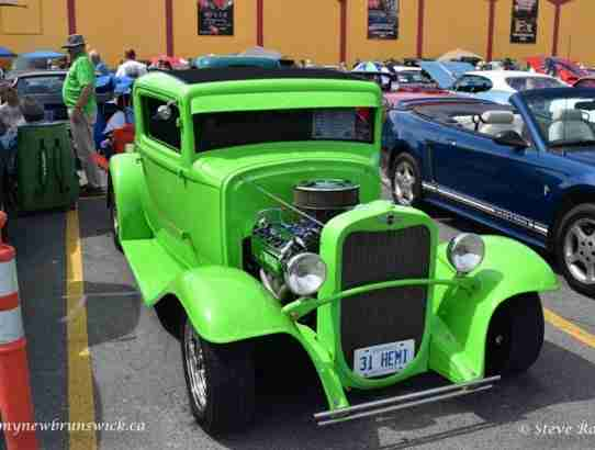 NB Antique Auto Club Show 2016