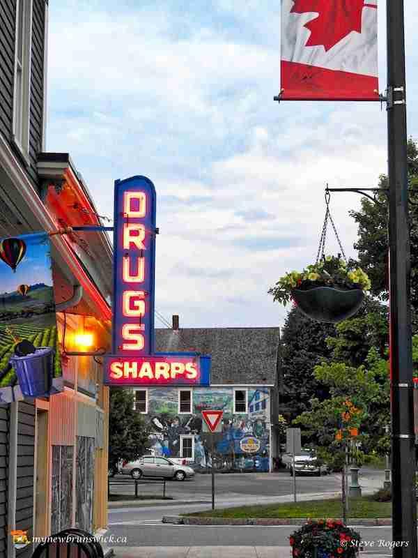 Sharp's Corner Drug Store