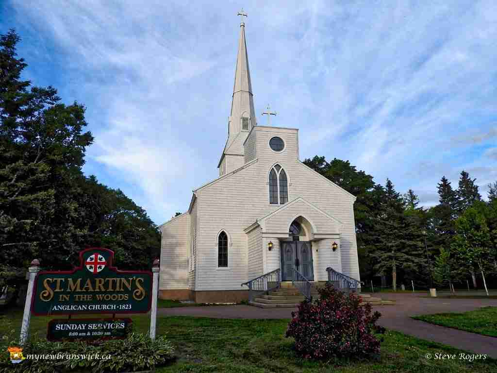 St Martins In The Woods Anglican Church Pointe-du-Chêne