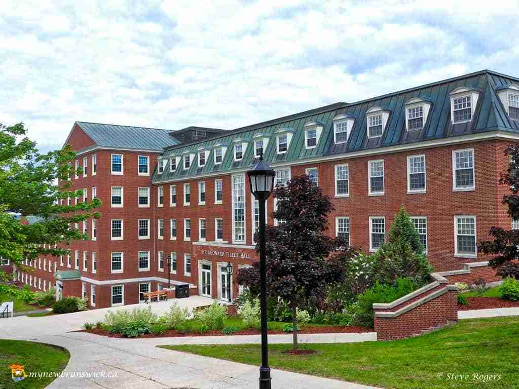 Leonard Tilley Hall, University of New Brunswick