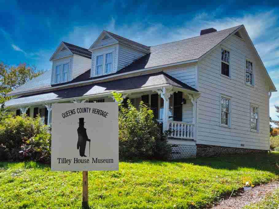 Tilley House Museum Gagetown