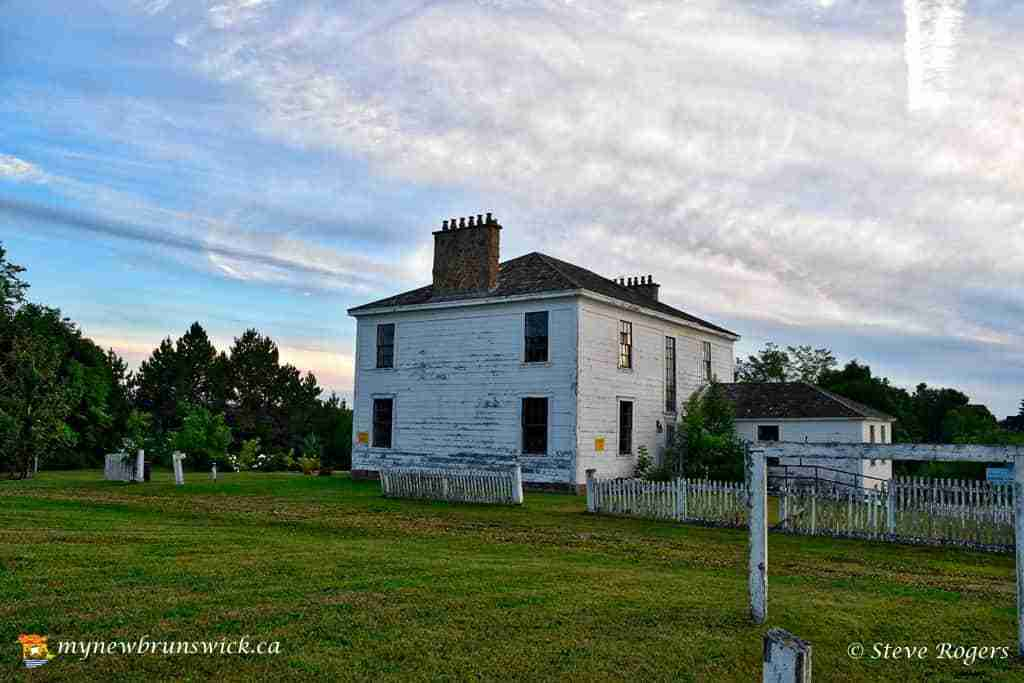 Alexander Rankin House – Miramichi