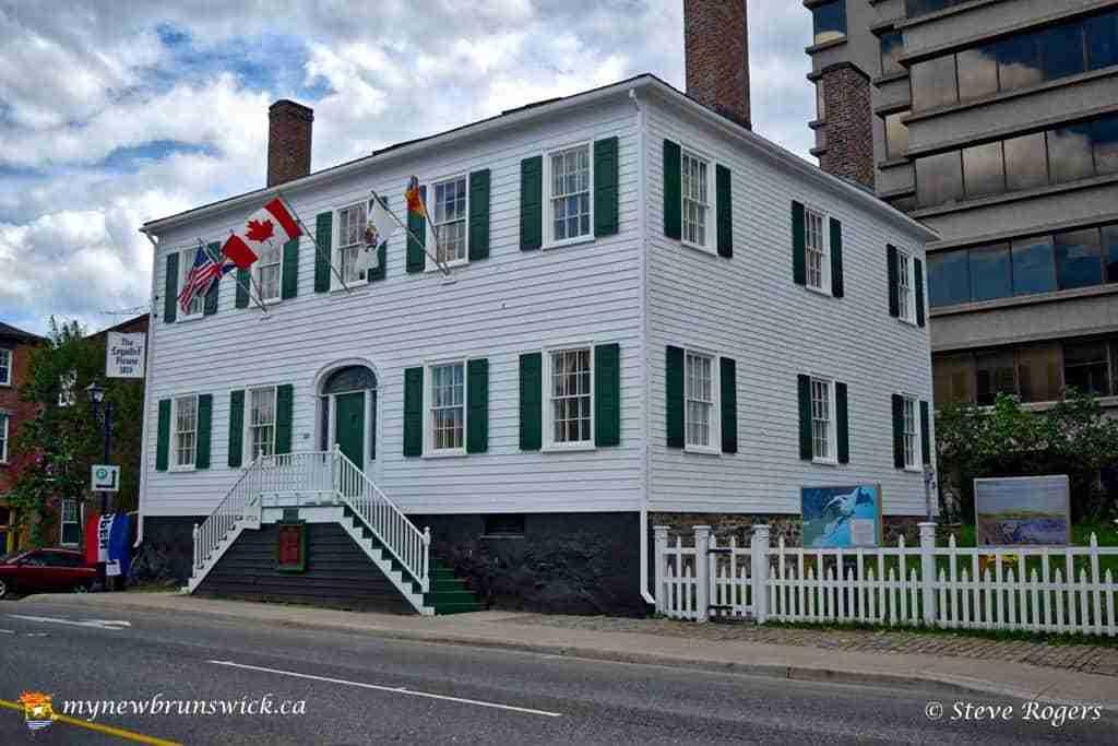 Loyalist House Saint John