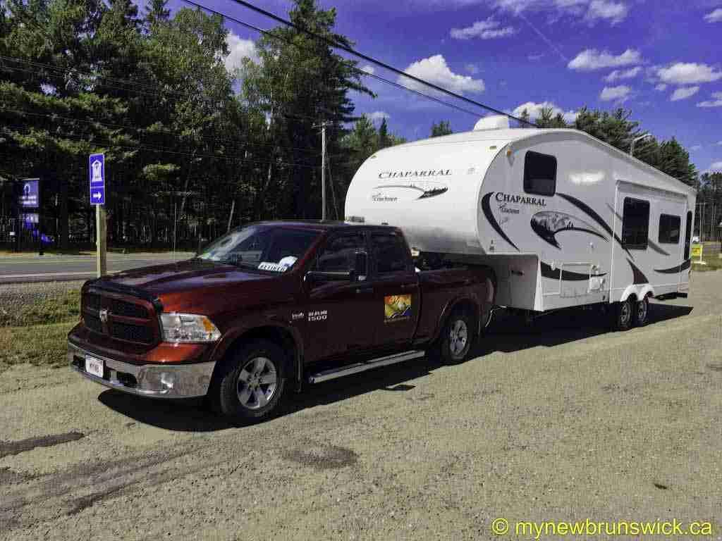 MyNB Truck and Fifth Wheel