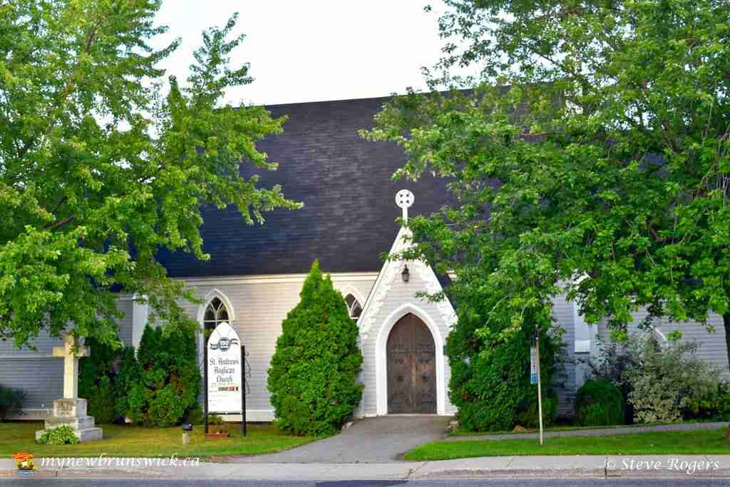 Saint Andrew's Anglican Church Miramichi