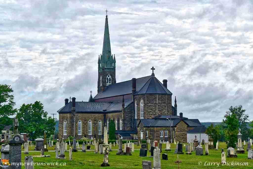 St. Michael's Basilica, Miramichi, NB