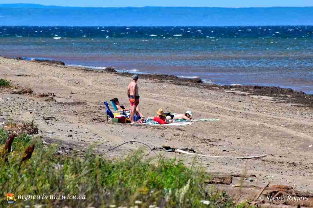 The Beach at Miscou Island