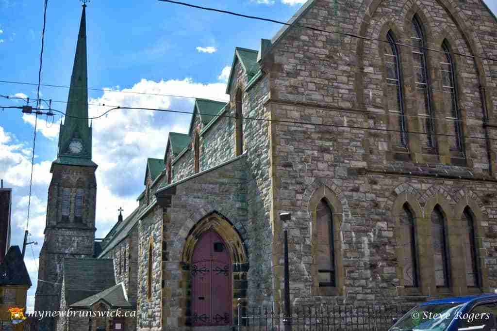 Trinity Anglican Church Saint John
