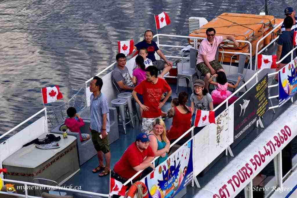 Wolastoq Boat Tours