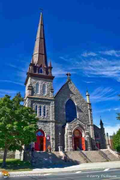 Sacred Heart Cathedral Bathurst NB