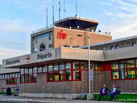 Fredericton International Airport YFC