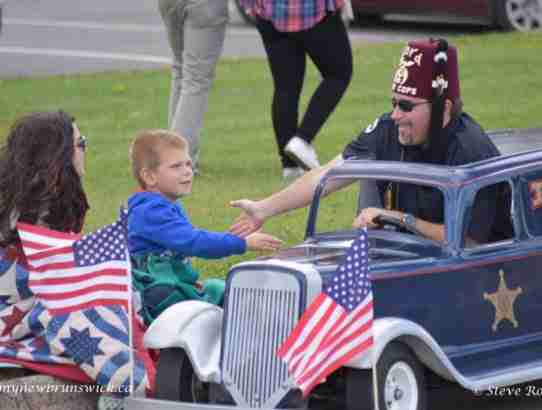 Shriners Parade 2016