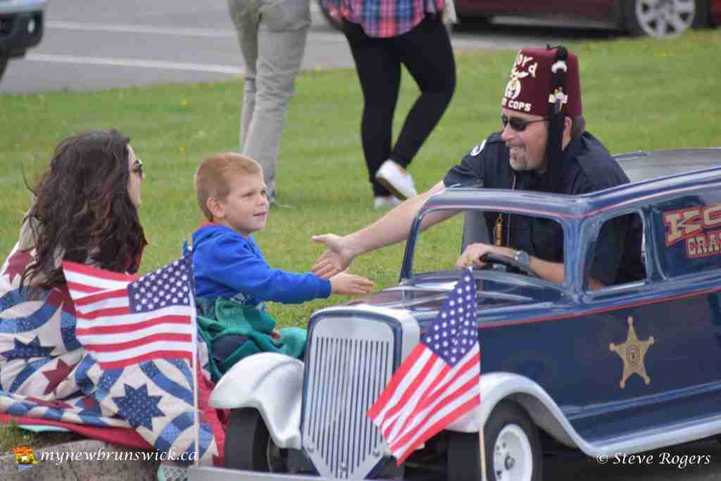 Shriners Fredericton Parade 2016