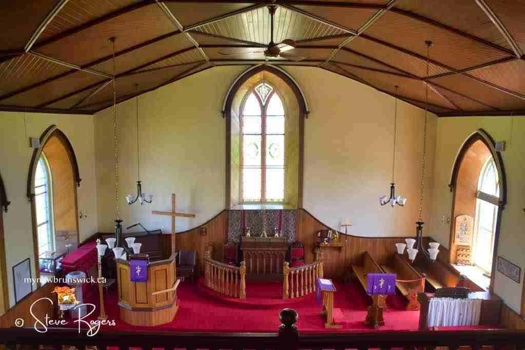 St. Paul's Anglican Church, Grand Manan