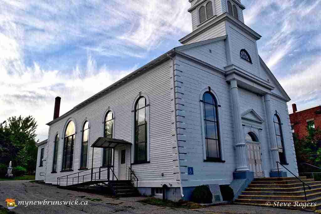 St. James and St. John United Church And Graveyard Miramichi