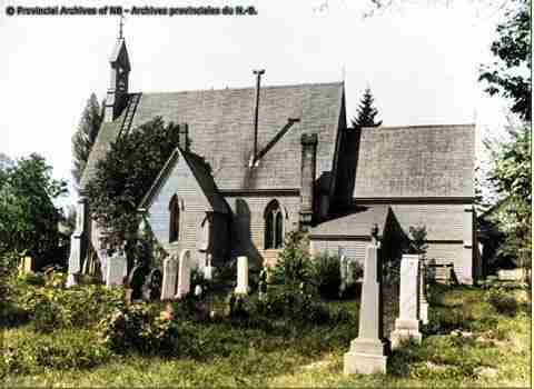 Saint Andrew's Anglican Church.