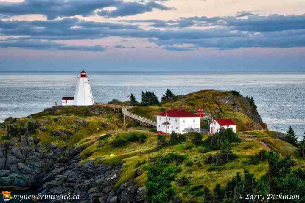 Swallow Tail Lighthouse, Grand Manan NB