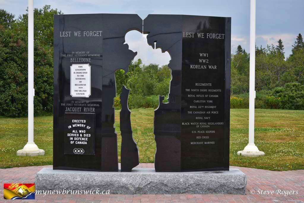 Belledune Cenotaph